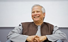 Professor Muhammad Yunus: Building Social Business Summit