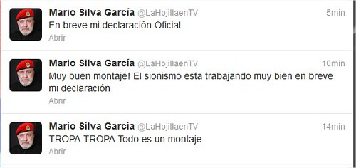 Mario Silva García (LaHojillaenTV) en Twitter - Mozilla Firefox