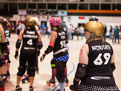 Iron Range Maidens vs. Mississippi Valley Mayhem