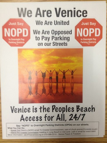 No OPD Venice Beach