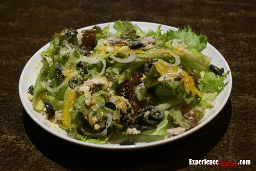 wambas smoked bangus and orange salad