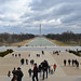 Washington Monument from the Lincoln Memorial by jblank