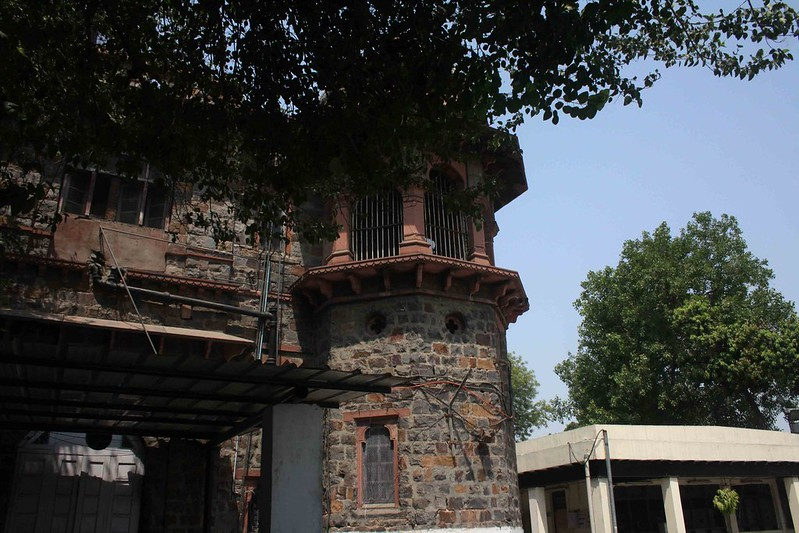 City Monument – Old Stephen's, Kashmere Gate