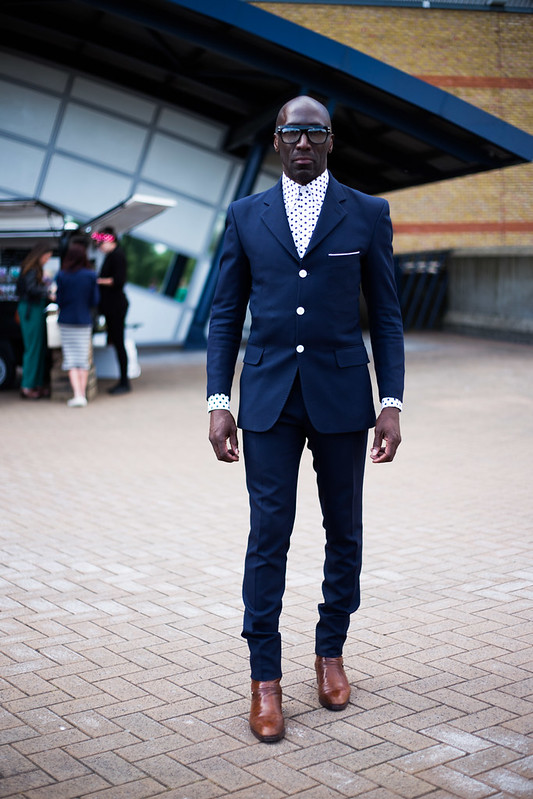 Street Style - Deigh Smith, Graduate Fashion Week
