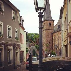 Saarburg town #biketour #Germany #deutschland