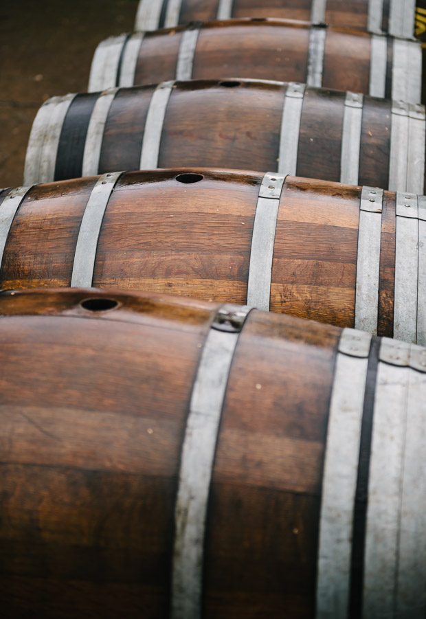 cider barrels Bulmers by Sarka Babicka photography