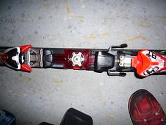 vázání Marker Racing AT na lyže Völkl - titulní fotka