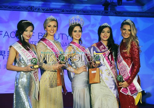 Face of Beauty International 2014