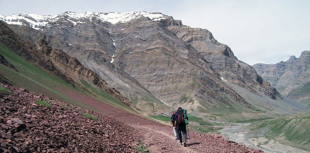 Bhaba Pass and Kinner Kailash Trekking