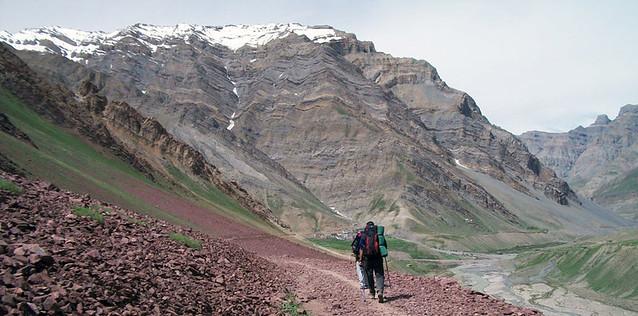 Bhaba Pass and Kinner Kailash Trekking