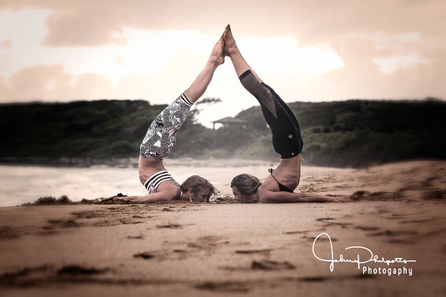 Kauai Yoga Shoot-