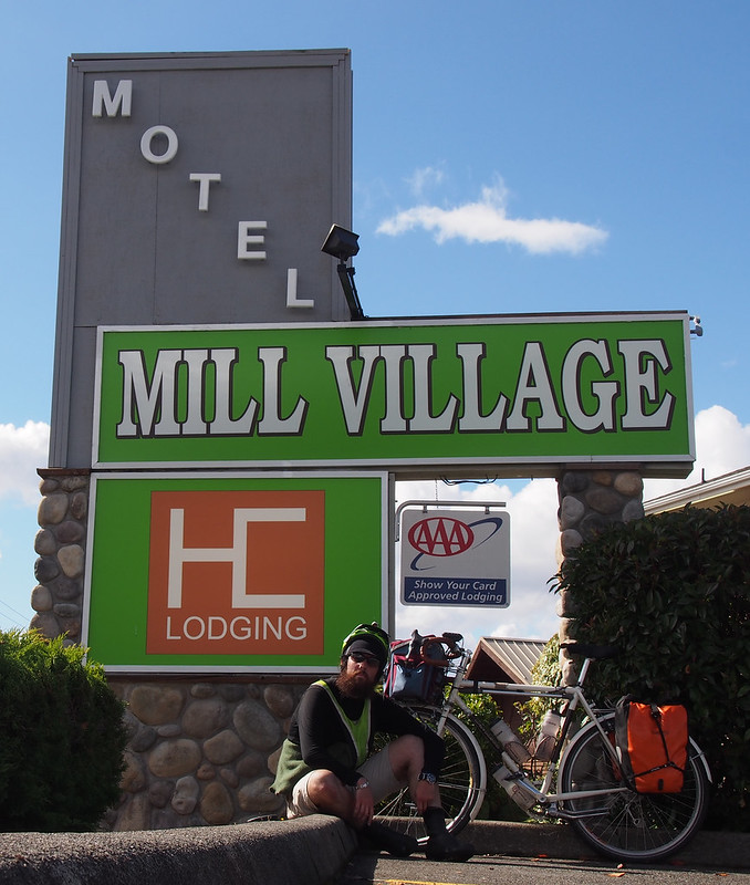 Neil and Ivory Pass at Mill Village Motel