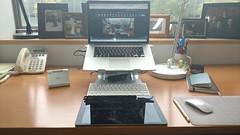 Work desk Oct 2016