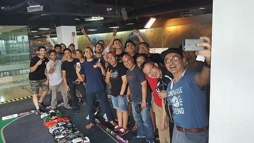 RWD Drifter Jakarta 2016