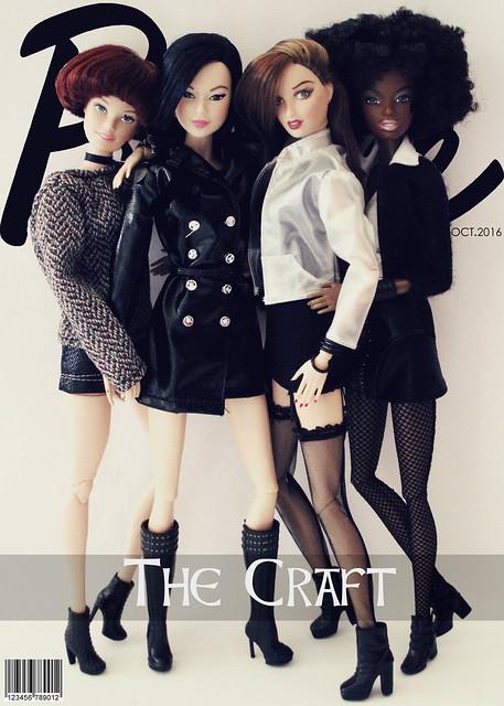 Barbie Magazine- October 2016