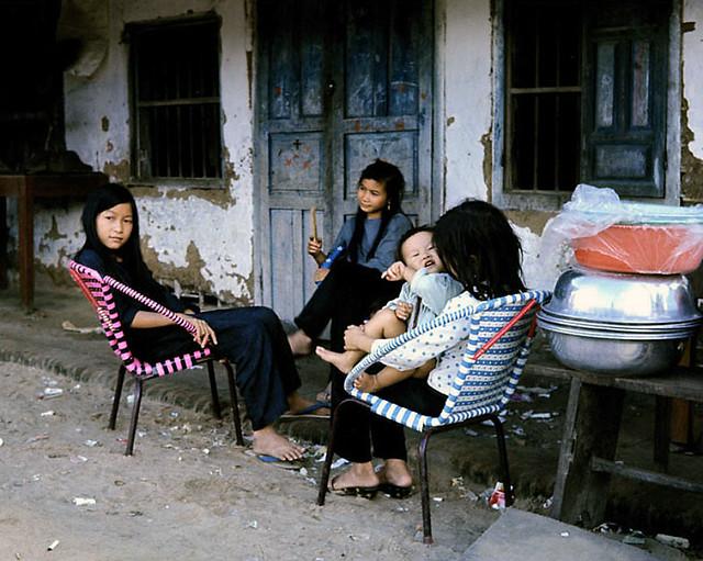 An Khê 1965 - Photo by Pike