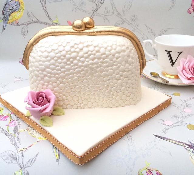 Clutch Cake by Victoria's Kitchen
