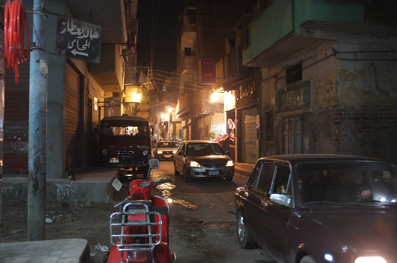 Mansoura Back Alley 2