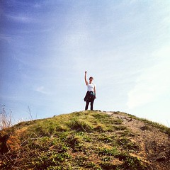 I'm the king of the world!!