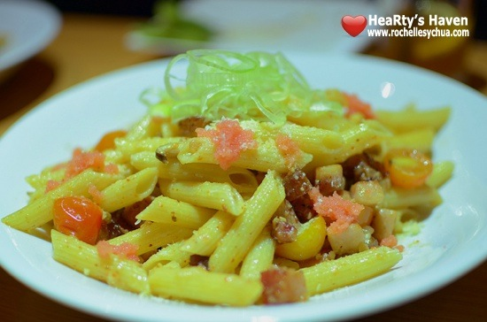 izumi spicy pasta