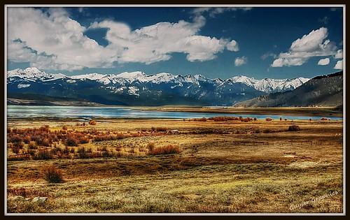 Yellowstone Elevation : Elevation of campground west yellowstone mt usa maplogs