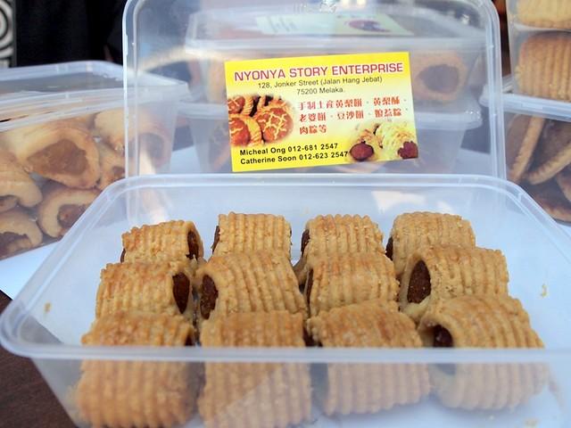 nyonya story enterprise pineapple tart - jonker street-001