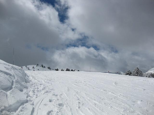 andorra la massana vallnord snowboard