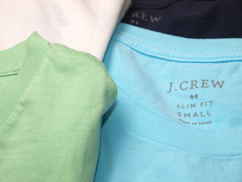 J.crew / Slim Broken-in Pocket Tee