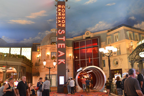 8906877111 0b8af55bf6 Gordon Ramsay Steak (Las Vegas, NV)