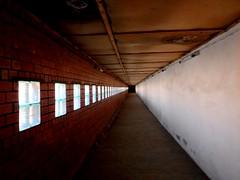 Tunnel vision... literary