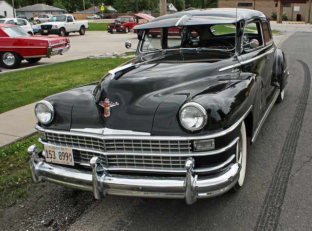 1948 Chrysler Windsor 4 Door Limousine 4 Of 17 Flickr