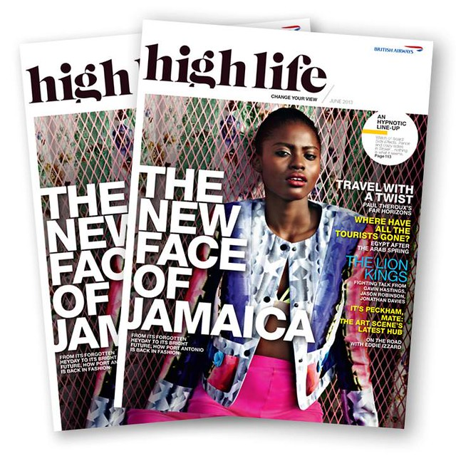 BA HIGHLIFE JUNE 2013