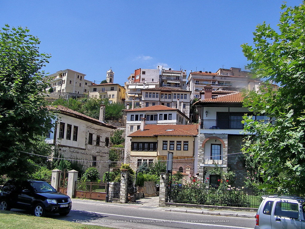 Kastoria, Kastoriá, Kastorias, Greece