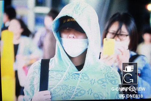 BIGBANG arrival ICN Seoul from Taiwan 2015-09-28 (29)