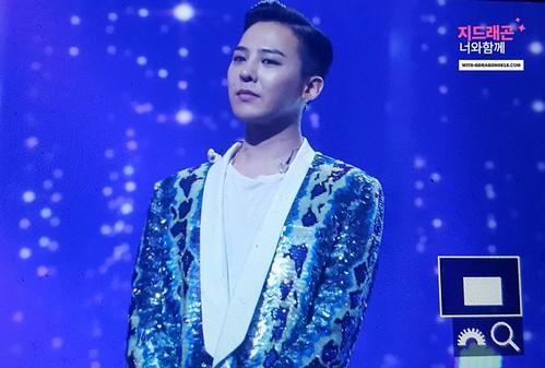 Big Bang - Golden Disk Awards - 20jan2016 - With G-Dragon - 03