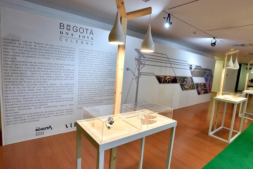 Exposición: Bogotá una Joya - CELEBRA