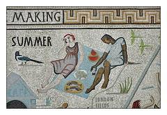 Shepherdess Walk Mosaics 2