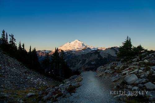 Mount Baker Sunrise 7210