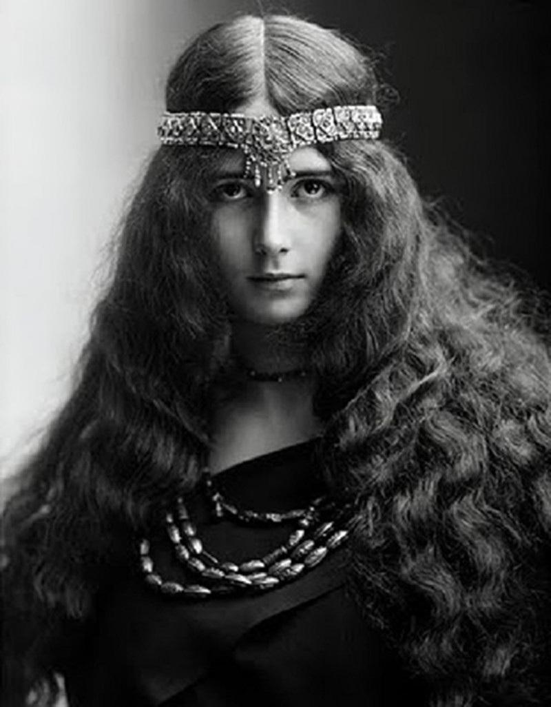 Cleo de Merode, 1905