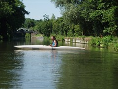 Kayaking: River Stort (10-Jul-05) Image