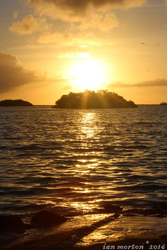 Goodbye Belize Tour - Wildtracks, Sarteneja - Sunrise Day 2 - 22