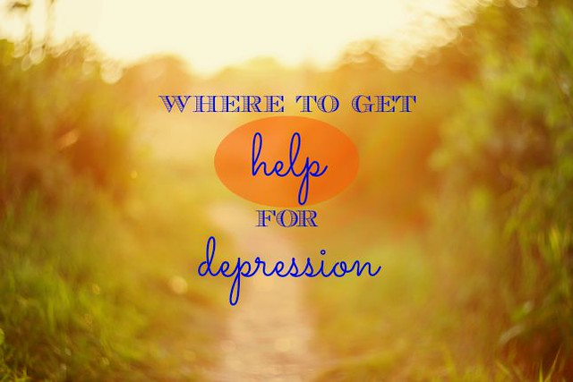 Places to get help for depression