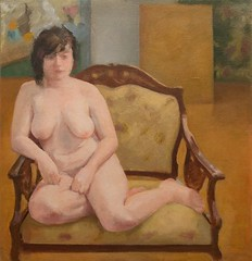 cassandra sitting: michael mahoney