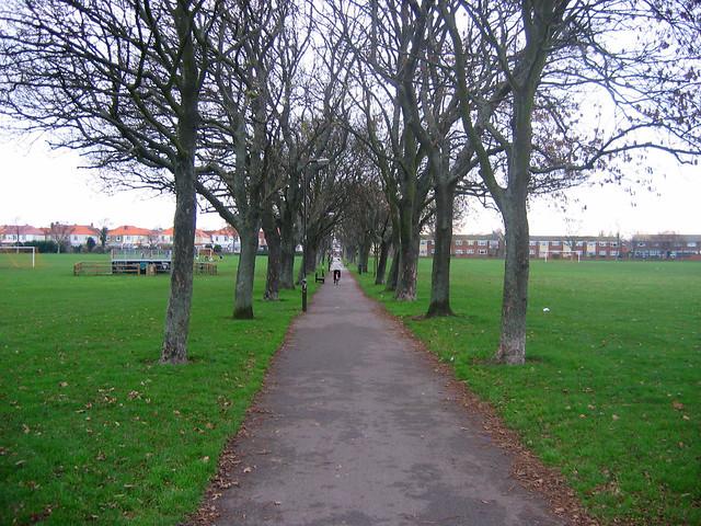 Park in Eastney, Portsmouth