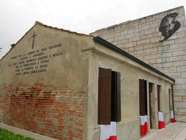 Sacrario, Villamarzana