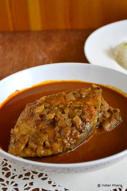 Malvani Fish Curry