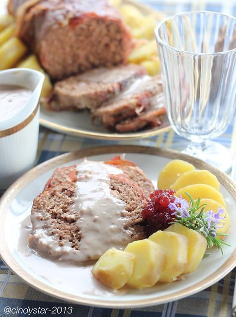 forloren hare-polpettone danese-danish meatloaf