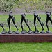 sculpture at the Keukenhok Gardens, Amsterdam... by bevcraigwhite