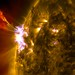 Sun Emits a Mid-Level Flare by NASA Goddard Photo and Video