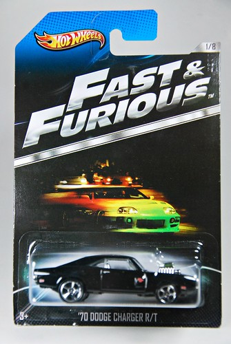 Hot Wheels: Fast & Furious 1/8